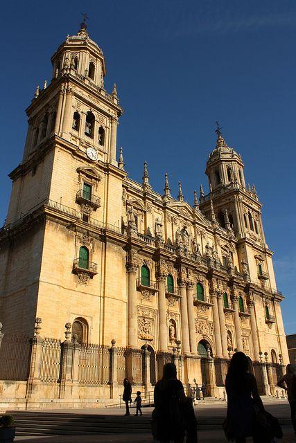 Jaén Cathedral / Catedral de Jaén | Flickr - Photo Sharing!