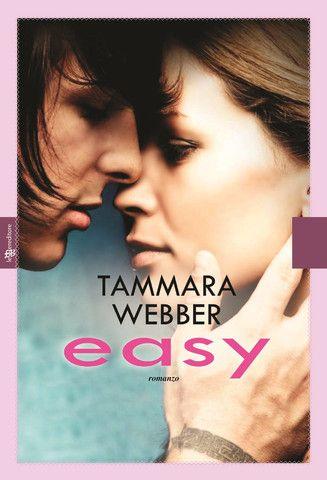 Easy by Tammara Webber | Italian cover