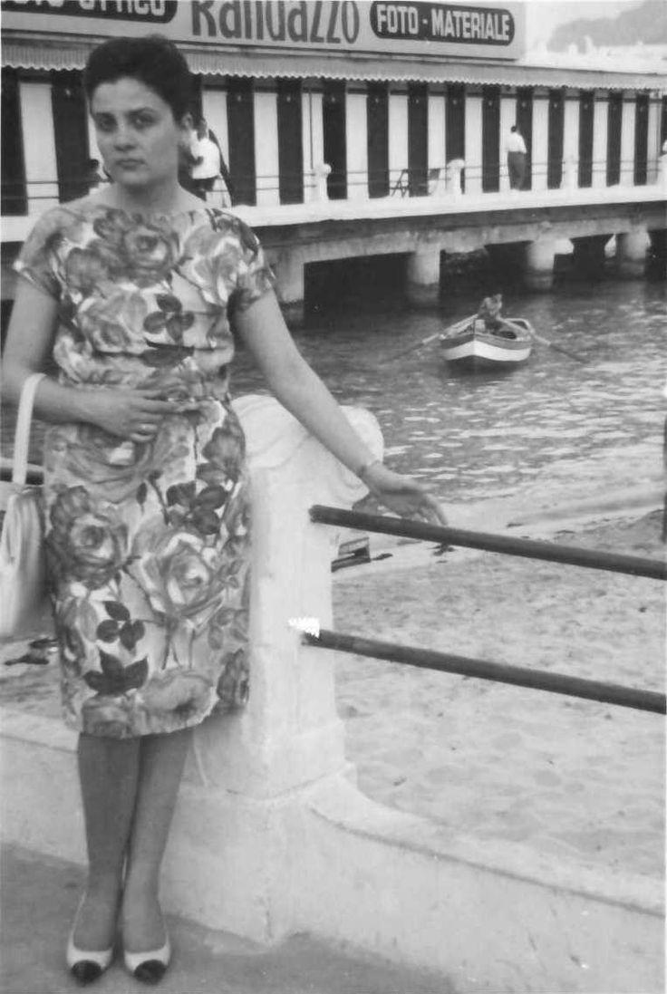 Mondello, Stabilimento Balneare (Charleston), fine anni '50.