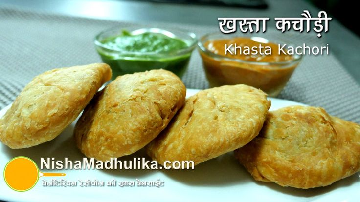 1402 best nisha madhulikas recipes images on pinterest nisha by nisha madhulika khasta kachori recipe crispy dal bhari khasta kachori forumfinder Gallery