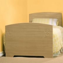 Modern Footboard - By BA Components