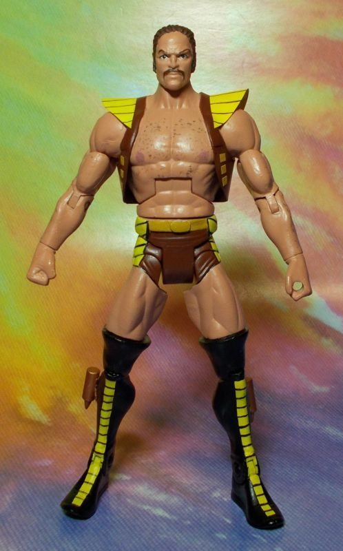 Vartox (DC Universe) Custom Action Figure