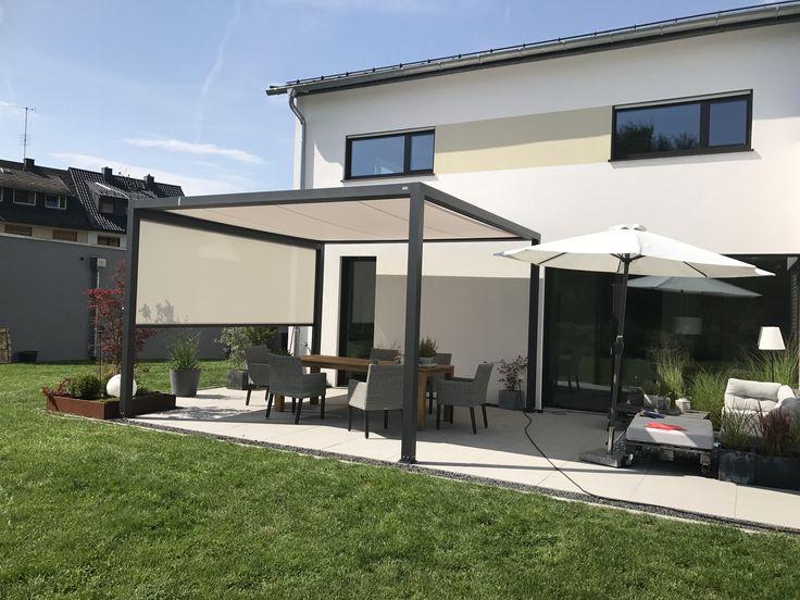 Q-Bus von Nova Hüppe Super Elegante Sonnenschutz-Lösung