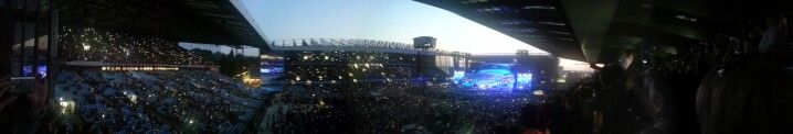 Bon Jovi, Villa Park, Birmingham, UK June 2013