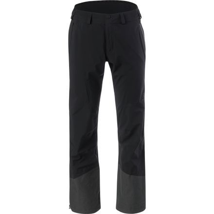Hiking in the mountains always carries the risk of running into rough weather. But you won't have anything to worry about when you're equipped with the Black Yak Men's SIBU Gore-Tex C-Knit Pants. That's because these pants are armed with Gore-Tex C-Knit fabric, which in addition to offering the waterproof and breathable combo that Gore-Tex is legendary for, is also stretchy for unrestricted mobility when you're moving through technical terrain.