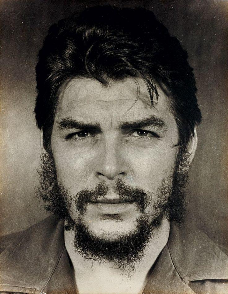"""""""El Che"""". Ernesto Rafael Guevara de la Serna.                       *****Murilo Vidal."""