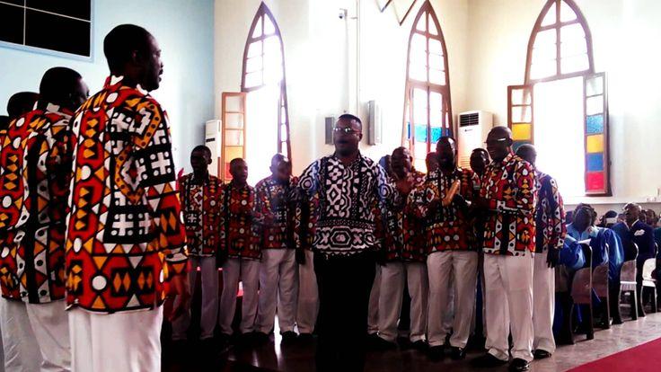 Coro Central Evangelico de  Luanda - COCEVAL