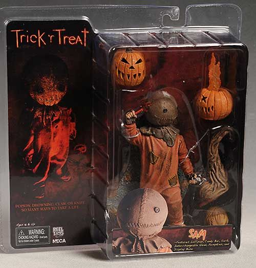trick or treat movie pictures | Trick r Treat Sam action figure - Another Pop Culture Collectible ...