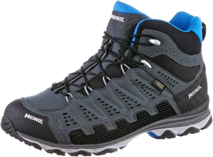 #MEINDL #X #SO #70 #Mid #GTX #Surround #Wanderschuhe #Herren #anthrazit/blau