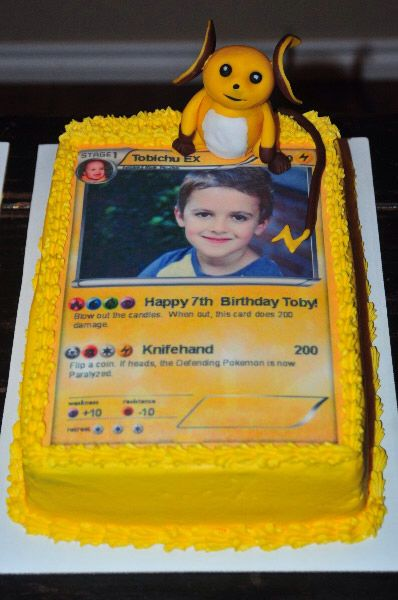 Pokemon Cake | Tiffany's for all Occasions/Cake Smackers ...
