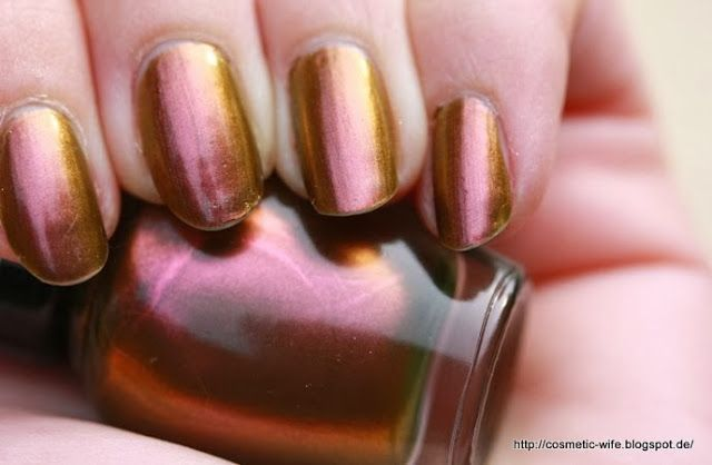 ... noch ein Make up Blog ...: Astor 261 Royal Bronze