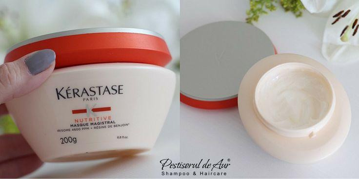 Părul tău are nevoie de o hidratare profundă şi mai multă elasticitate? Atunci masca de păr Kerastase Nutritive Magistral este exact ce-ţi trebuie! Asigură o hrănire intensă, îmbunătăţeăte elasticitatea şi facilitează coafarea. Ca rezultat părul rămâne neted, mătăsos şi cu o strălucire radiantă. Cumpără de aici: https://www.pestisoruldeaur.com/kerastase/Nutritive-ingrijire-pentru-par-uscat/Magistral/Masca-de-parul-Kerastase-Nutritive-Magistral-200-ml