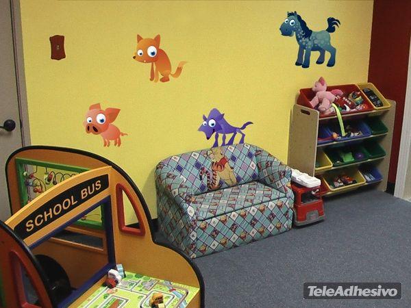 Kinderzimmer Wandtattoo Horse