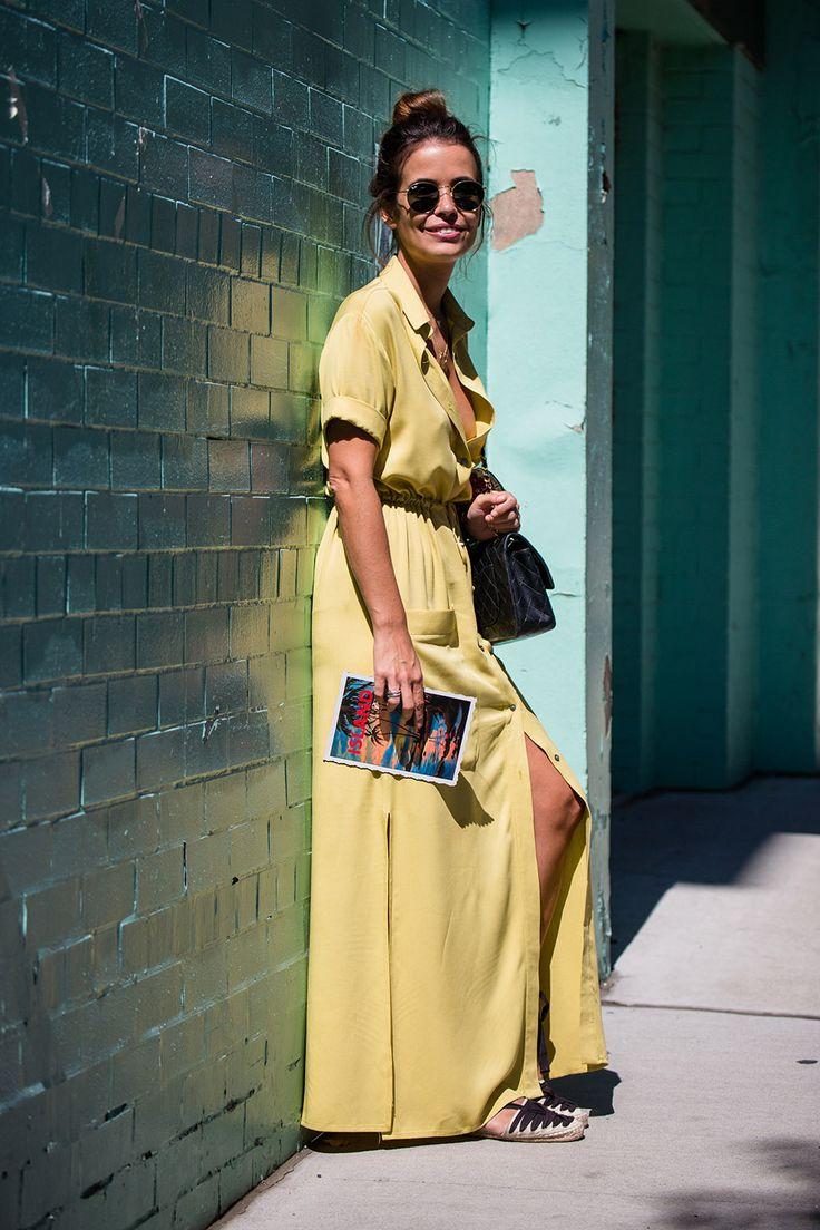 #topshop shirt dress      |       Styletorch.com