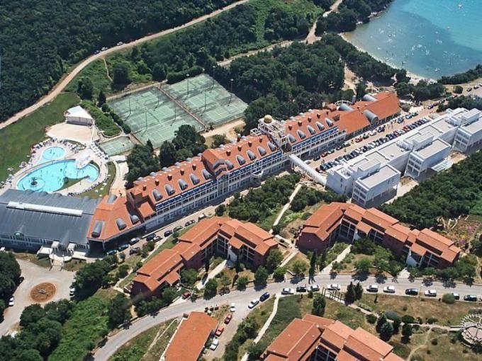 Istrie, Resort Duga Uvala - Hotel Croatia http://www.hrvaska.net/cz/hotely/duga-uvala/duga-uvala-resort.htm