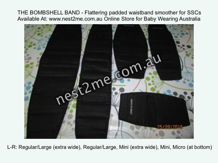 Bombshell Band Australian Stockist – Nest 2 Me Baby Carriers Australia