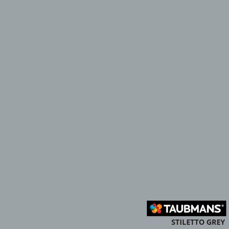 #Taubmanscolour #stilettogrey