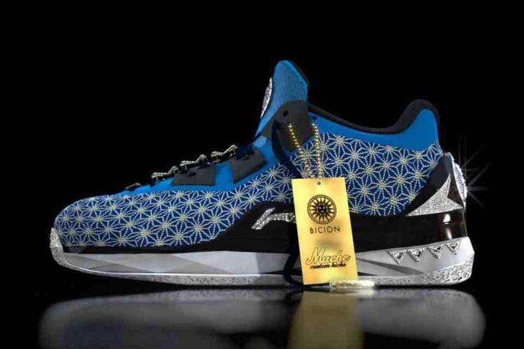 Step Into The Worlds Most Expensive Sneakers Worth $4 Million