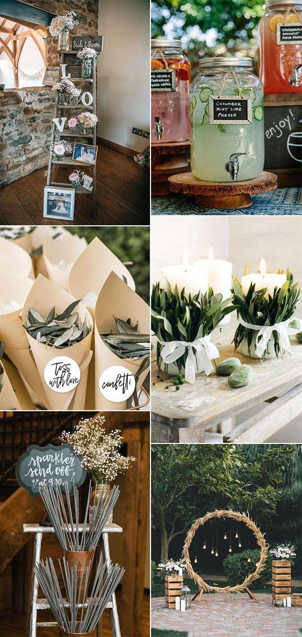18 Budget Friendly Diy Wedding Ideas For 2021 Emmalovesweddings Diy Wedding Decorations Wedding Table Decorations Diy Wedding Decorations On A Budget