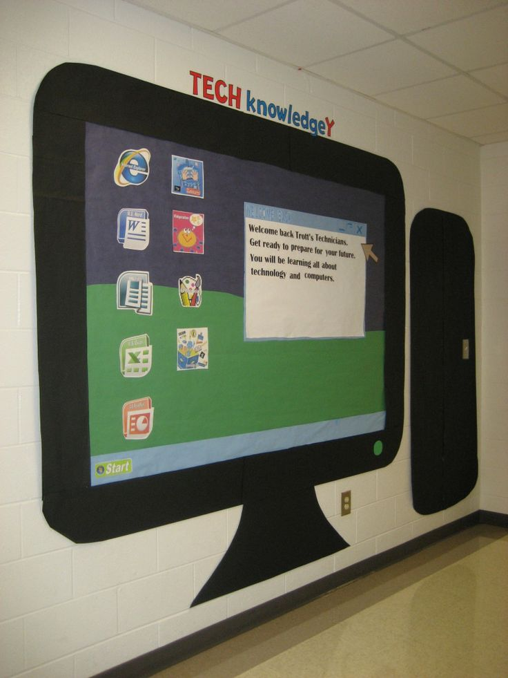 Ideas For Display Boards : Ideas about school hallway displays on pinterest
