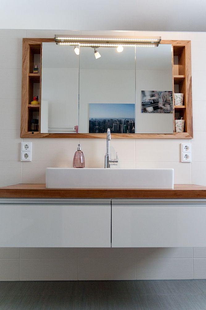 Die besten 25+ Badmöbel Ideen auf Pinterest Holzregal bad, Bad - badezimmer do it yourself