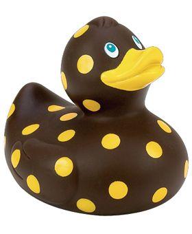 polka dots ducky