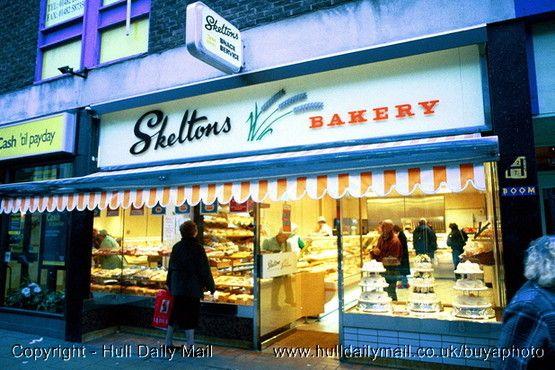Prospect Street - Skeltons Bakery - 1990's