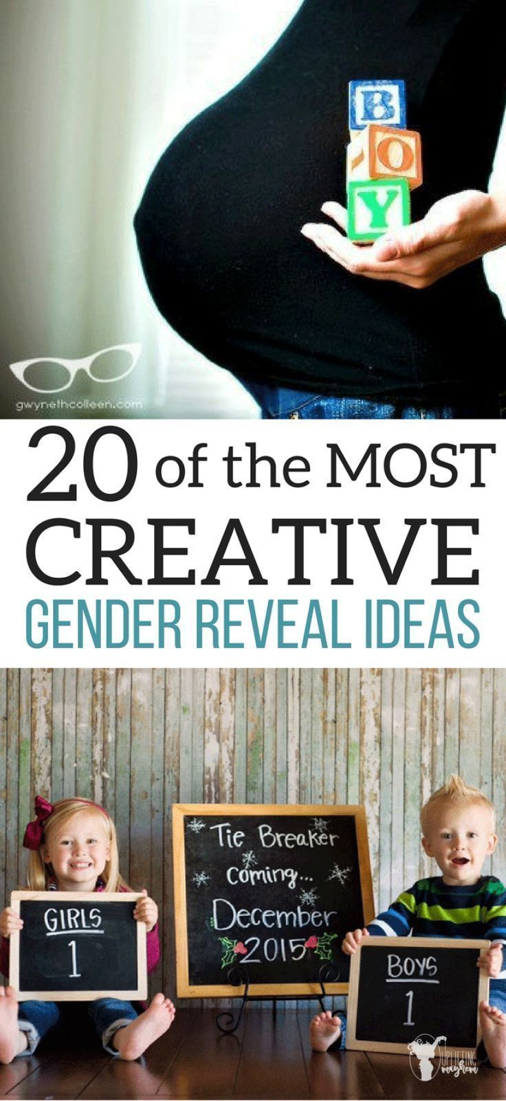 The Most Creative Gender Reveal Ideas Creative Gender Reveals Baby Gender Reveal Reveal Ideas