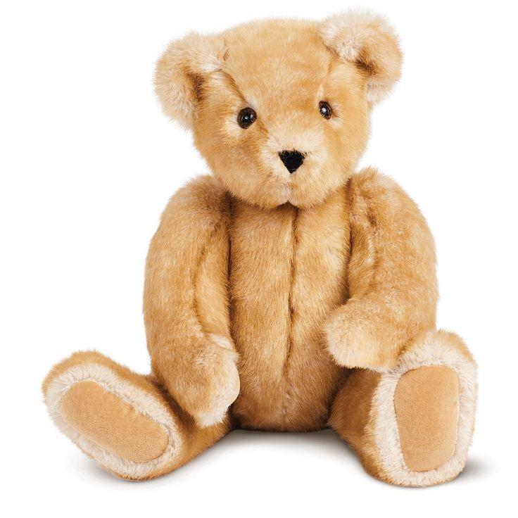 "20"" Caramel Tipped Bear | Vermont Teddy Bear Company"