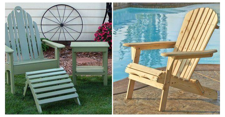 Adirondack Chairs from $90.99 Shipped @ Wayfair Canada http://www.lavahotdeals.com/ca/cheap/adirondack-chairs-90-99-shipped-wayfair-canada/215970?utm_source=pinterest&utm_medium=rss&utm_campaign=at_lavahotdeals