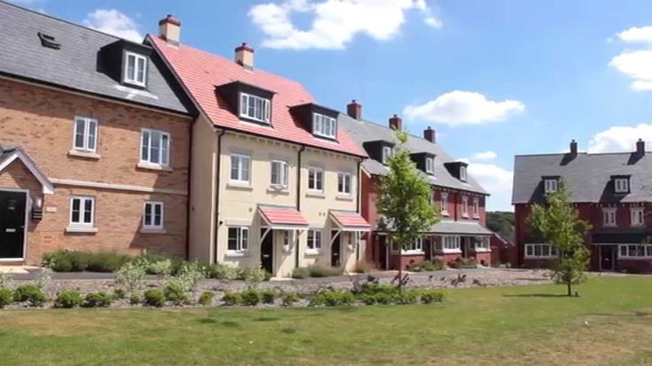 New Homes for sale in Andover - Charles Church The Fairways at Picket Tw...