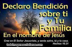 Imágenes cristianas de bendiciones para tu familia - Imágenes Cristianas Gratis