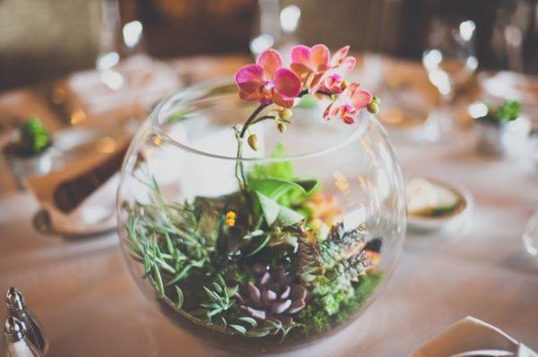 Best fish bowl centerpieces ideas on pinterest