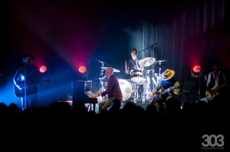The Fray Announces Free Red Rocks Show, You Decide the Opener | Music, Colorado, Denver, Concert, Red Rocks
