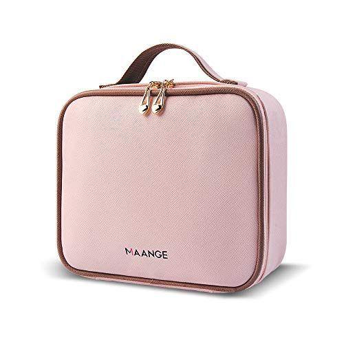 Make-up Tasche Reise Kosmetiktasche für Frauen Tragbare Make-up Aufbewahrungsta…