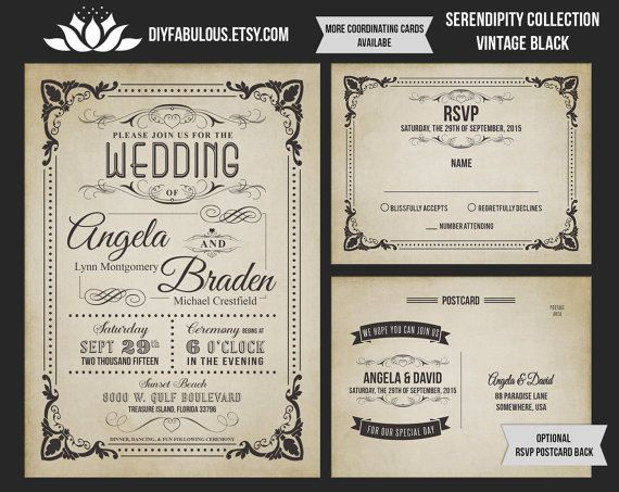 Cheap Shabby Chic Wedding Invitations: Best 25+ Retro Wedding Invitations Ideas On Pinterest