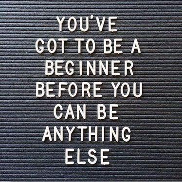 Start from the bottom
