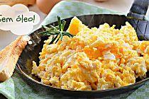 9 truques para fazer ovo mexido sem adicionar UMA gota de óleo