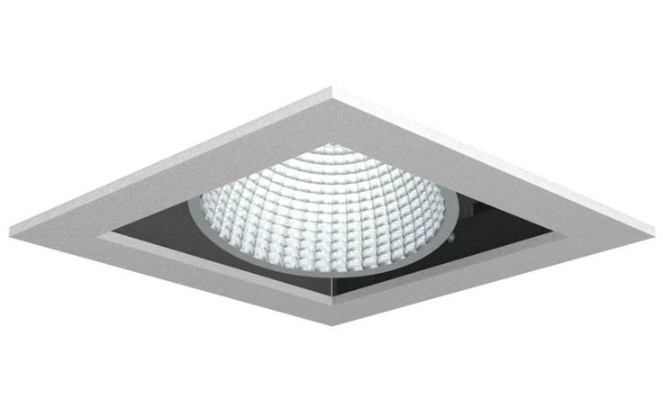 LETO 1 (single) Adjustable Recessed Fixture