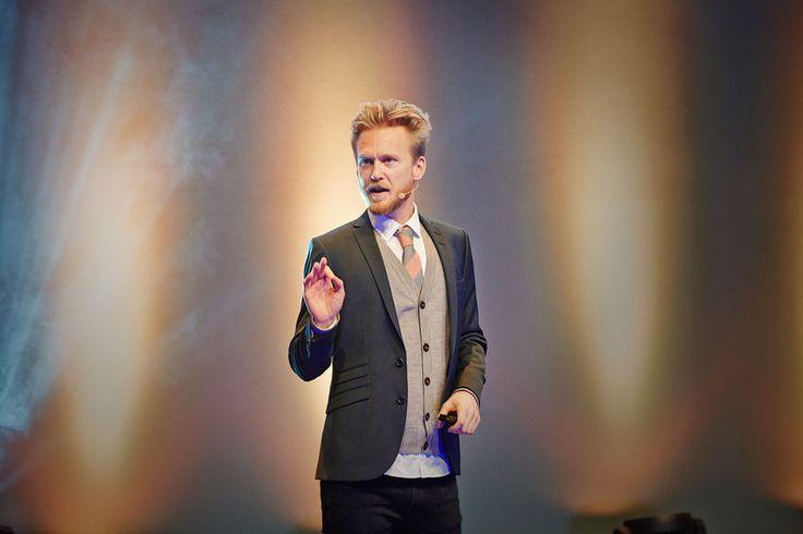 På Comwell Conference Center Copenhagen er der masser af plads til oplæg, præsentationer og foredrag
