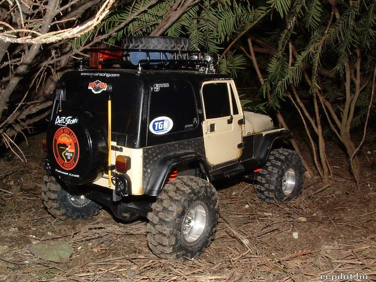 My Son, Jeep Wrangler