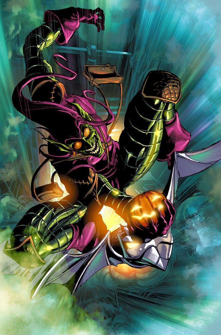 DUENDE VERDE - Universo Marvel