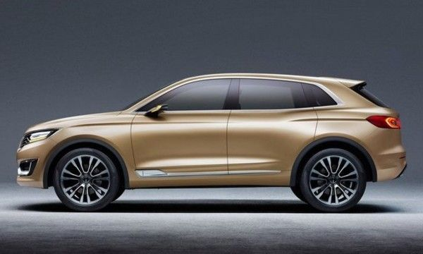 2014 Lincoln MKX Images 600x360 2014 Lincoln MKX Full Review, Features and Quality