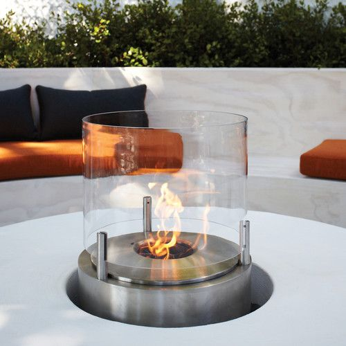 tabletop fireplace a collection by sam favorave