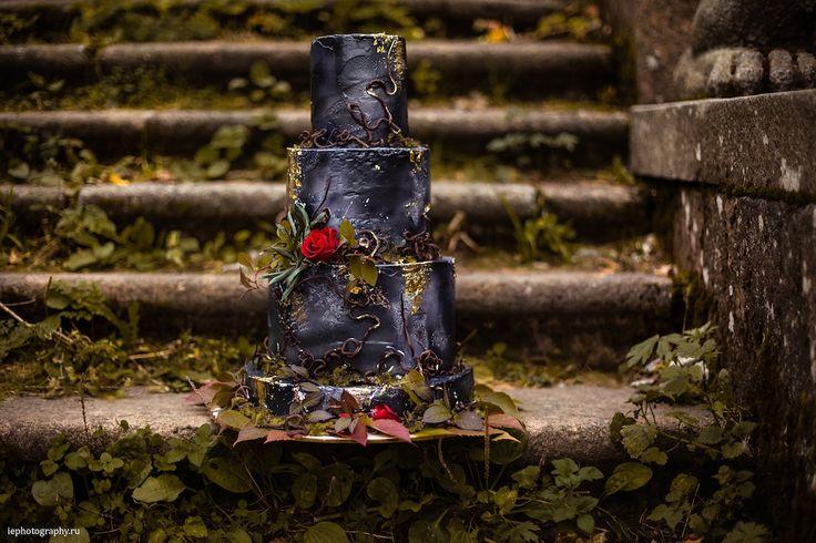 Mystic black: стилизованная фотосъемка | Статьи о свадьбе | www.wedcake.ru - свадьба в Санкт-Петербурге