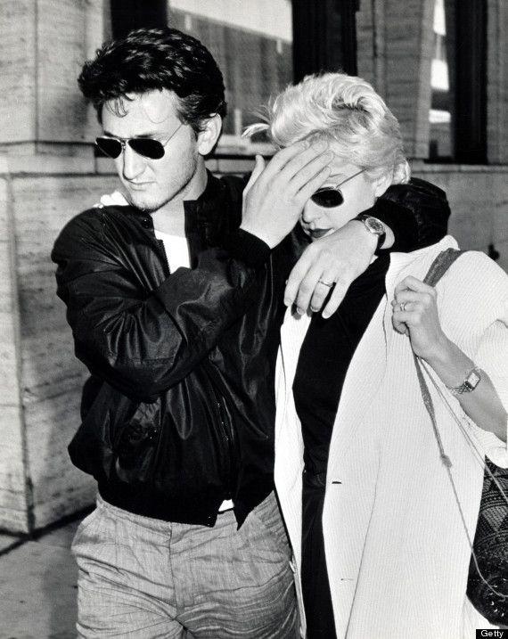 Madonna And Sean Penn Reunite