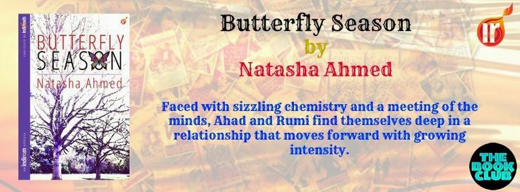 Meet Natasha Ahmed, the author of Butterfly Season, Read about the book and enter the #Giveaway to win copies of her book...Also get a chance to win books from over 23 authors!   http://njkinny.blogspot.in/2014/07/tornado-giveaway-butterfly-season-by.html  Enjoy, Like and share the post with friends..  #TornadoGiveaway #MultiAuthor