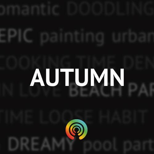 Leaves turn - green, yellow, orange, red. School starts. It gets colder. Cozy up to Fall with the Autumn playlist and crunch some leaves with the sounds of patryk arkanow, Grace Potter