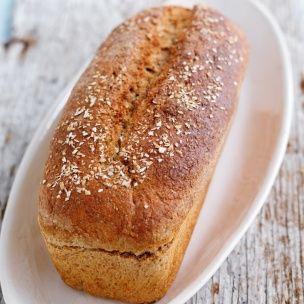 ekstra grovt på skalaen. et stort brød! gi god tid til heving