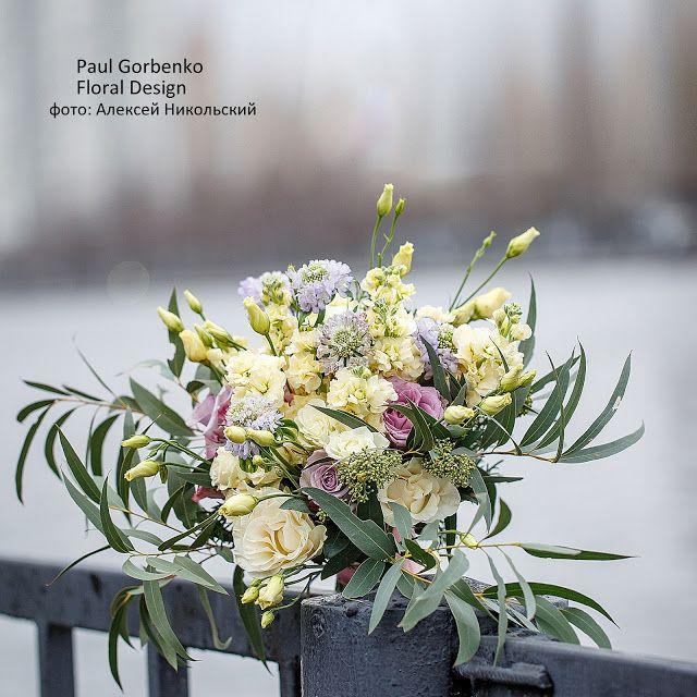 """Студия""""Илекс""""- флористика и дизайн.: Весенний букет невесты"""